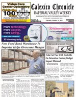 10-24-19 e-edition of the Calexico Chronicle