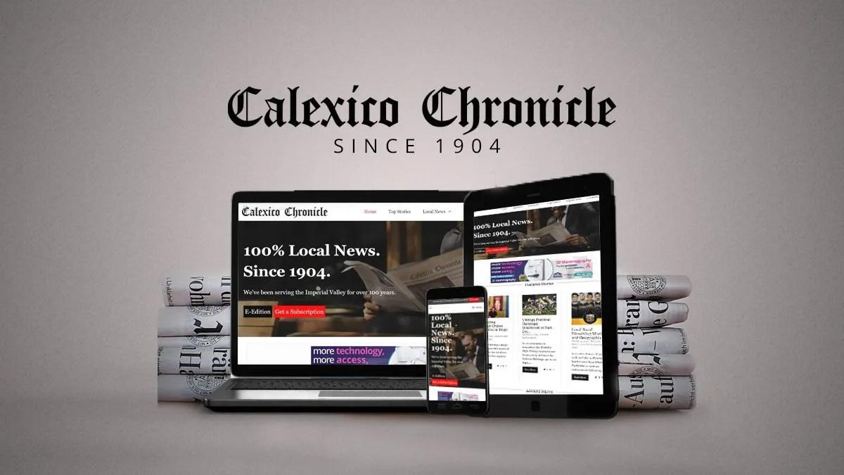 Calexico News - Since 1904