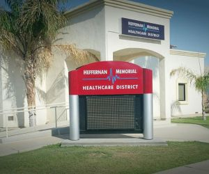 New Heffernan healthcare district offices announced Dec. 4 at 'groundbreaking ceremony'