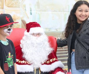 Rainy Day Doesn't Slow Imperial's Holiday Tradition