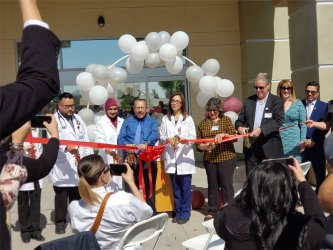 Ribbon Cutting Marks Expansion of Health Center