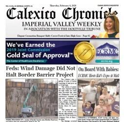 Calexico Chronicle e-Edition 2-06-20