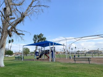 Improved Heber Park 'Exciting' for Calexico Resident