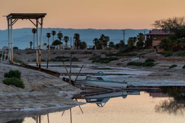 Desert Shores Focus of Salton Sea Restoration Effort