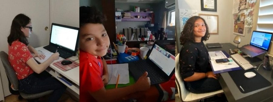 First Day of School Launches Amid Zoom Outages