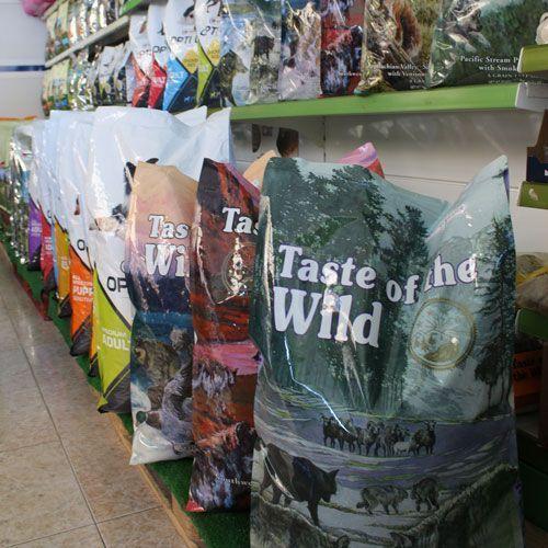 Alimentación de Animales en Soria
