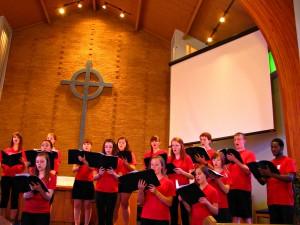 Tour choir demo