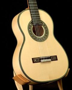 Flamenco guitar 1