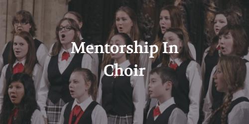 mentorship-in-choir