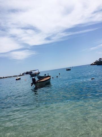 Seaside in Cinque Terre
