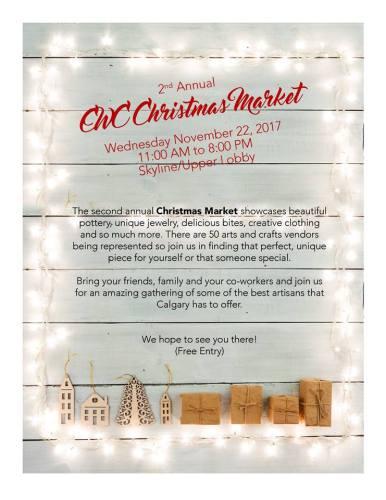 Winter Club Christmas Market
