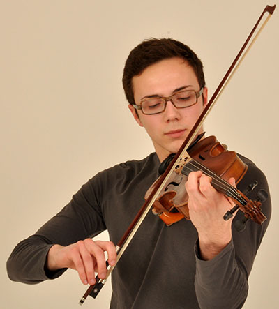 violin instory