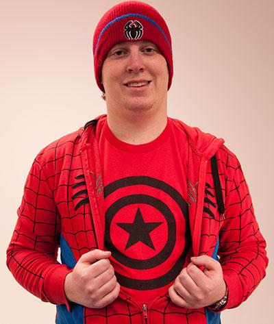 Spidermanclothing