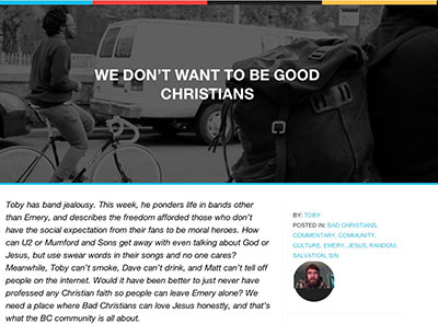 Bad-Christian-Blog
