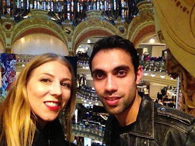 Aleem-with-Katrina-Olson-Galerie-Lafayette-ParisWEB