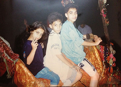 Aleem-with-his-siblings-on-a-camelWEB