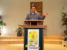 Mennonite Pastor Doug Klassen
