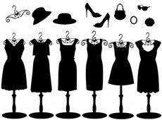 thumbnail black dresses