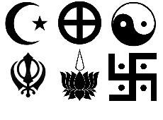 1Religijne symbole0