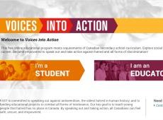 Thumbnail cut - Voice for Action