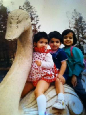 Aamara childhood