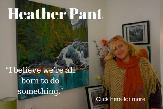 Heather Pant
