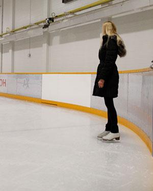 Gregson On Ice