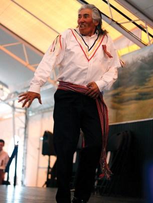 man dancing body image