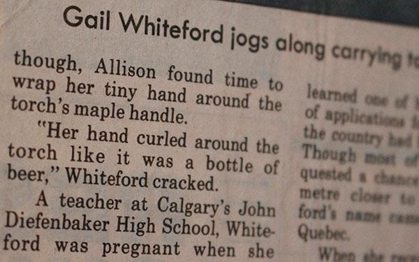 Calgary Herald 1987