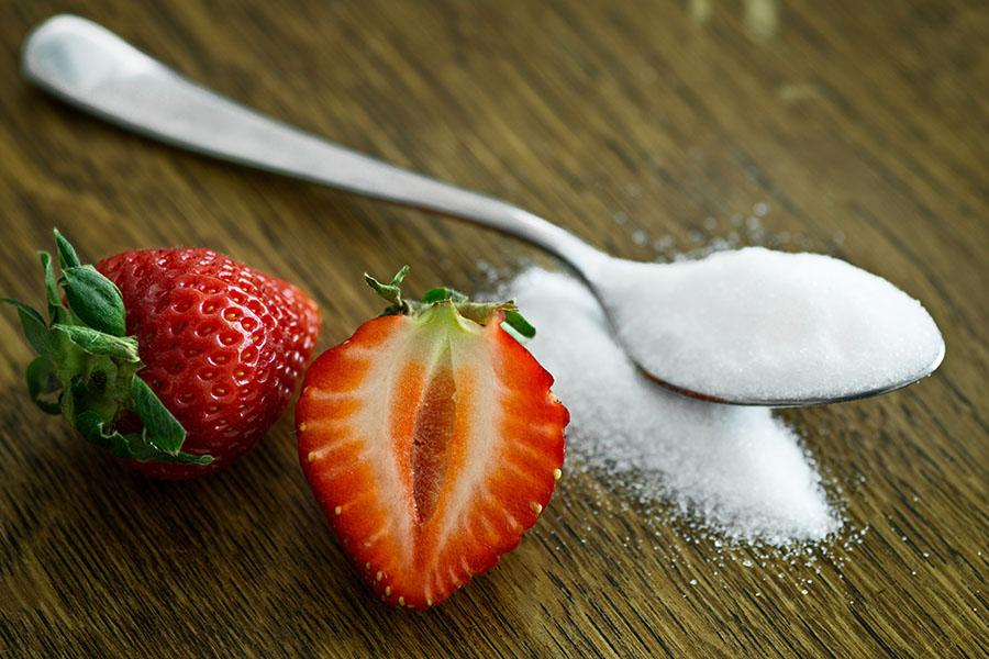 EDITED sugar