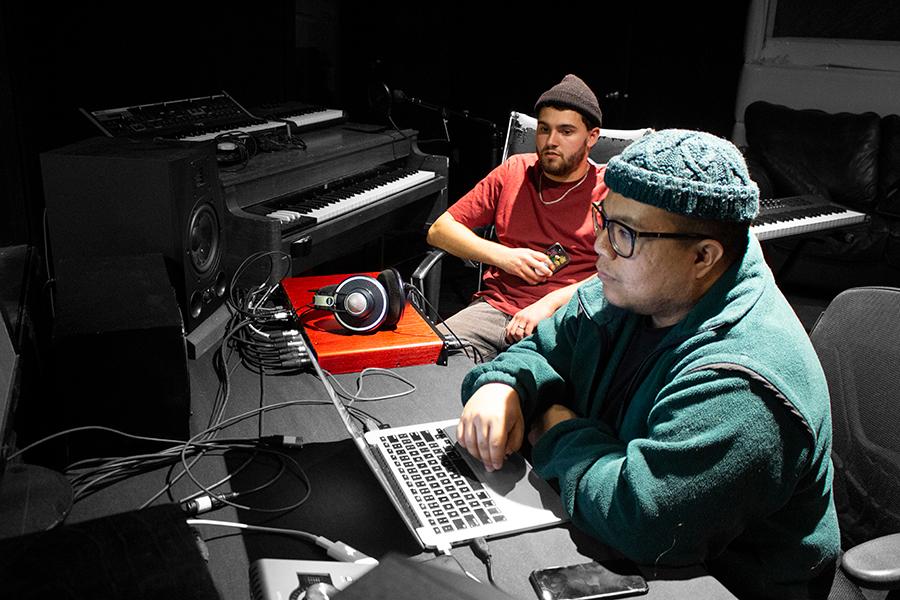 studio Upload