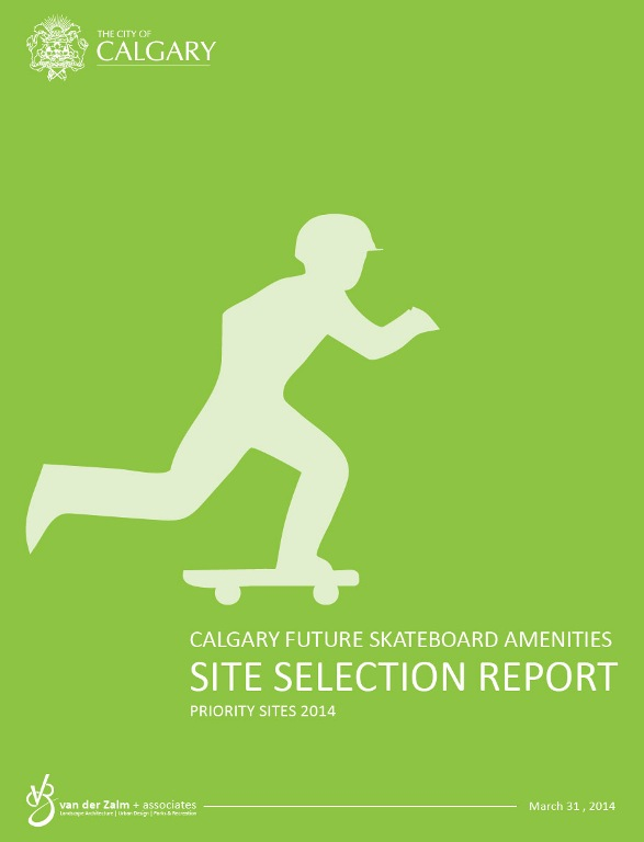 site selection report