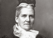 Photograph of Annie Davidson