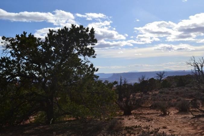 Photo of SE Utah landscape