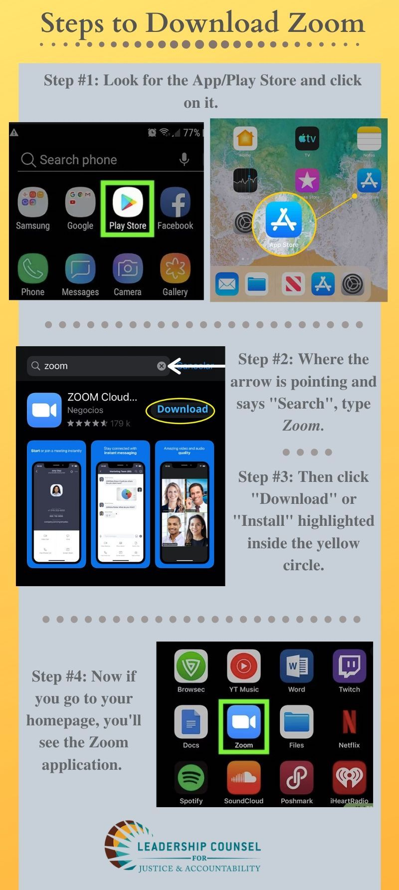 How to download Zoom