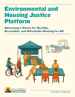CEJA Environmental and Housing Justice Policy Platform