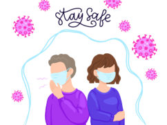 coronavirus covid 19 stay safe image