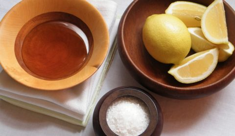 Sugar Paste Ingredients: Organic lemon, organic sugar, organic honey