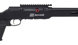 SAVAGE A22 PRECISION 22LR 18-INCH TB 10RDS BLK
