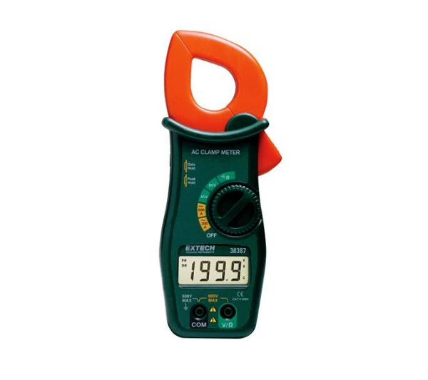 Extech 38387  600A AC Clamp & Multimeter