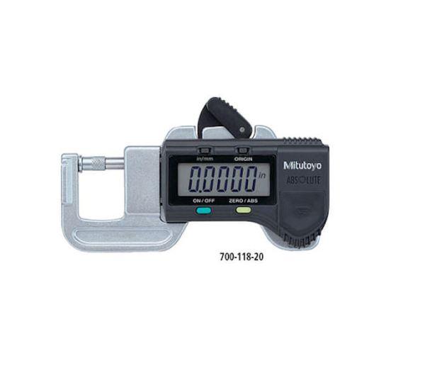 Mitutoyo 700-118-20 Quick Mini Comparator