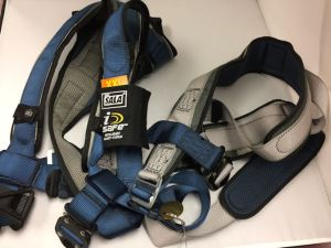 Used SALA 1100455 Exo-Fit Harness