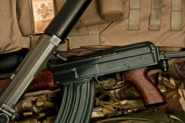 Swiss Arms and CZ 858 Rifles
