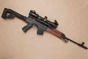 CZ958 Czech Rifle