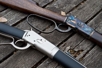 Chiappa Lever Action Rifle Alaskan Cowboy