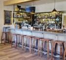 Bar at SY Kitchen - Liz Dodder CaliCoastWine