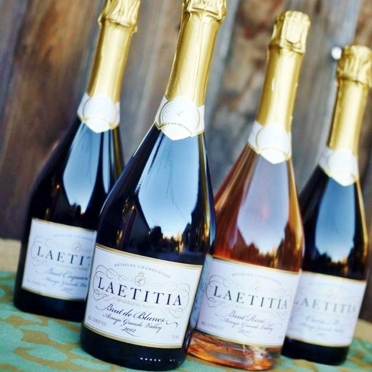 Laetitia Vineyard & Winery – Sparkling Wines