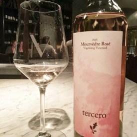 Tercero Rose wine
