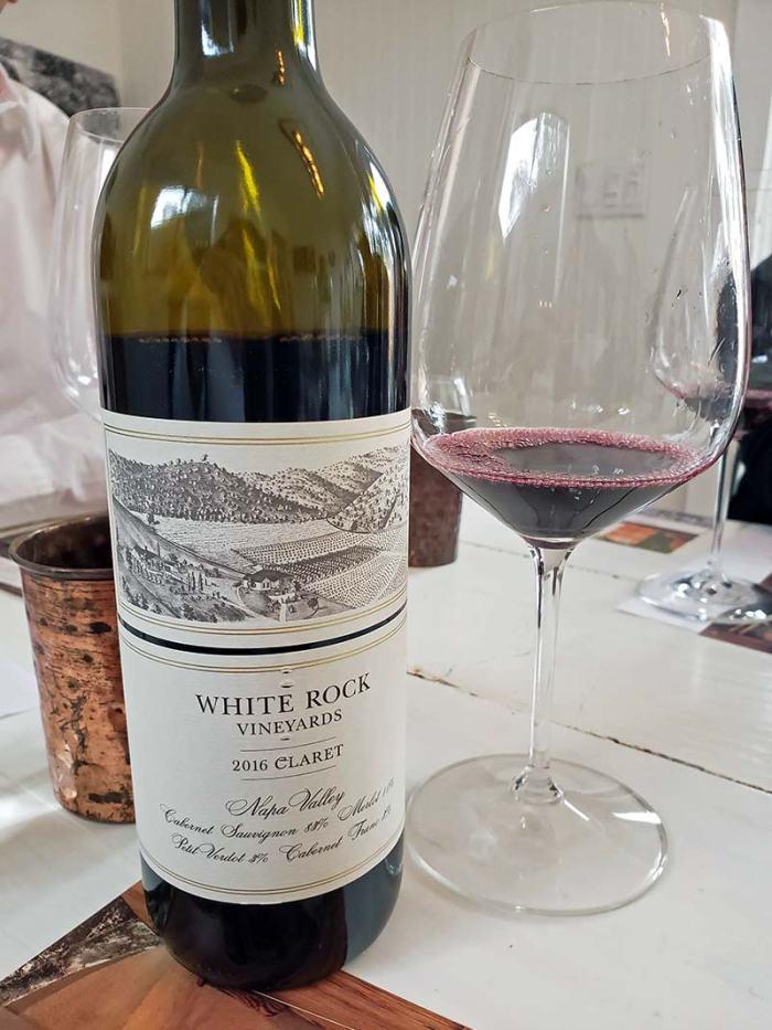 White Rock Vineyards in Napa Valley