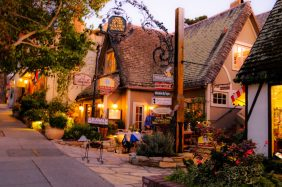 Carmel By The Sea Tasting Rooms